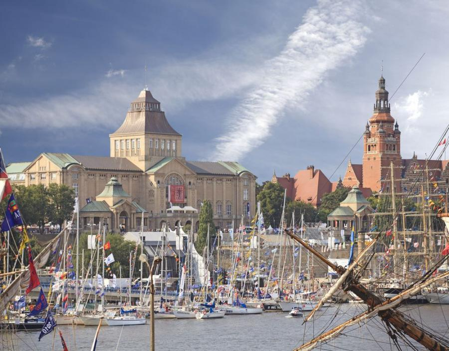 Szczecin, fot. MBPROJEKT MaciejBledowski