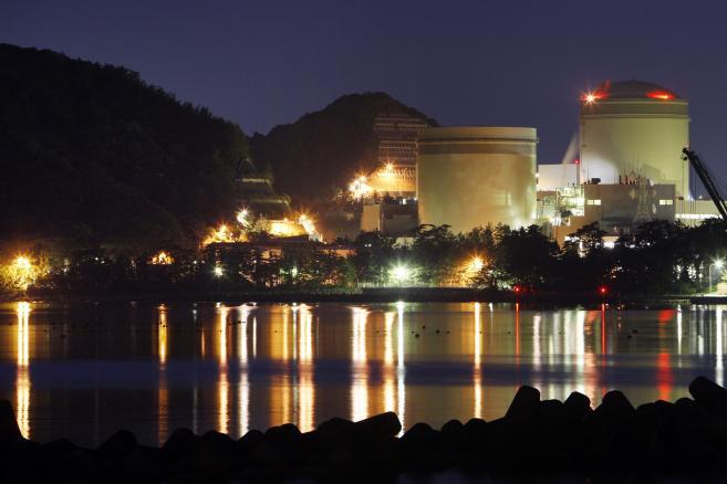 Elektrownia atomowa Mihama w Japonii