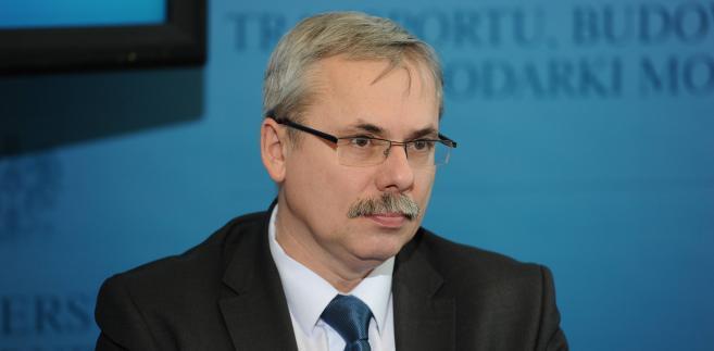 Janusz Malinowski, były prezes PKP IC