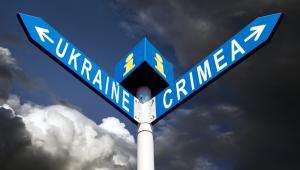 Krym, Ukraina