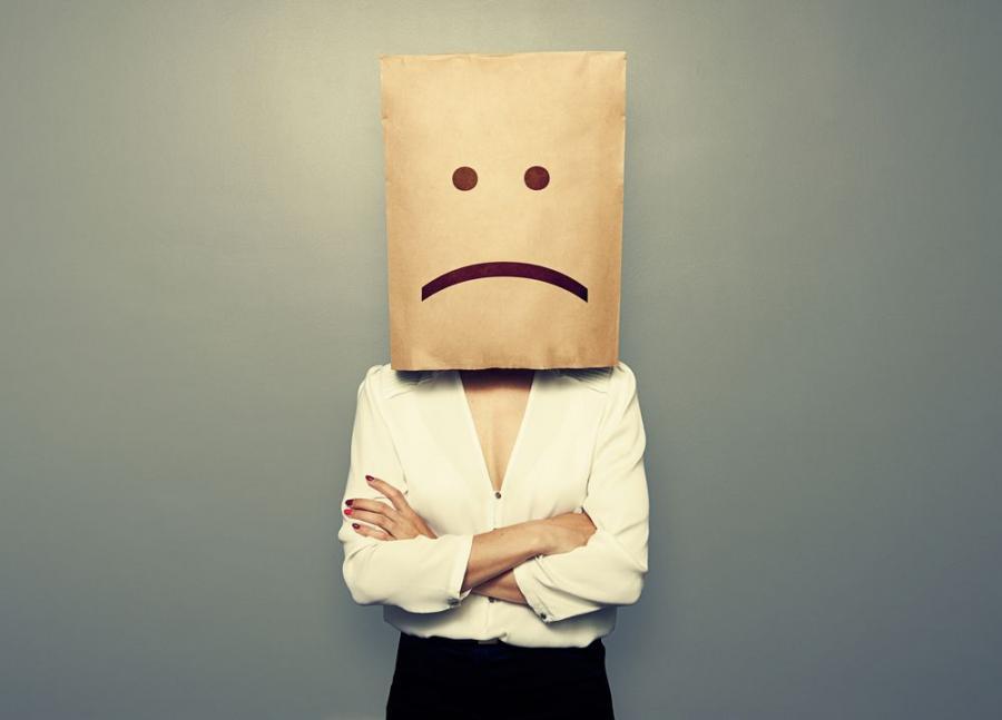 Smutek, pesymistyczny nastrój