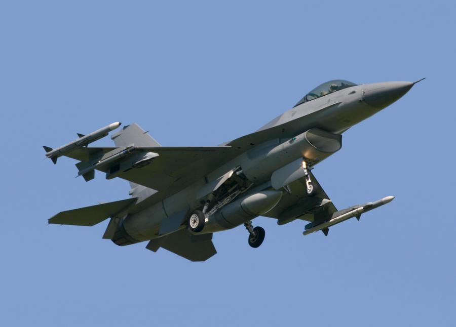 myśliwiec, F-16