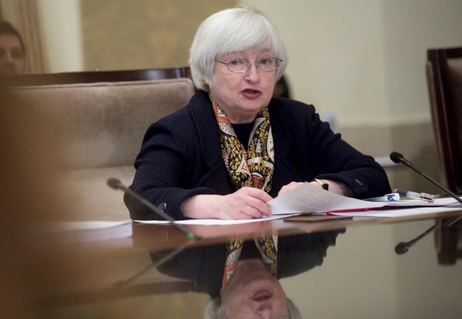 Prezes Fed, Janet Yellen