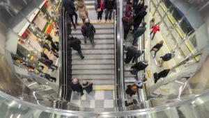 II linia metra w Warszawie, Fot. Jacek_Kadaj / Shutterstock.com