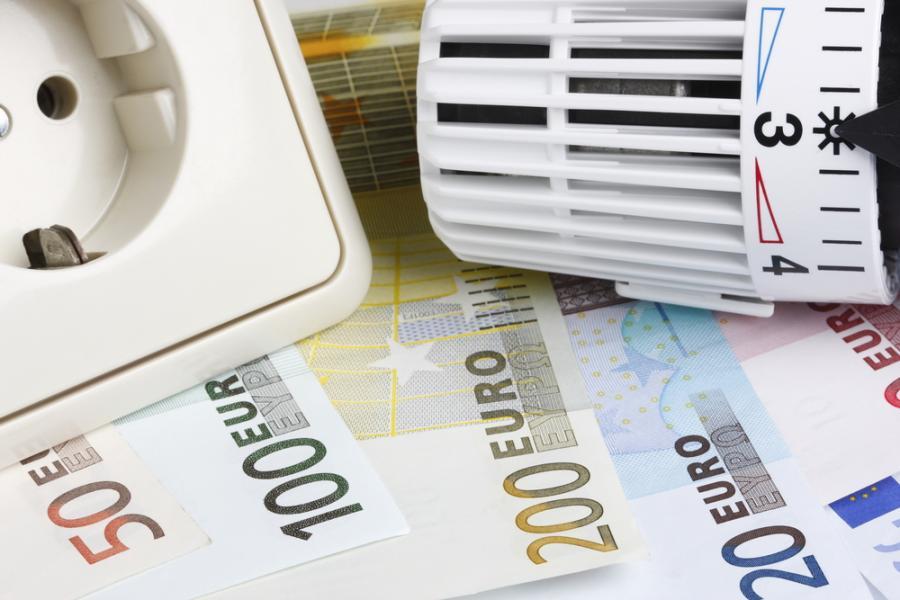 prąd, gaz, euro, energetyka, pieniądze