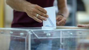 Referendum w Grecji: EPA/NIKOS ARVANITIDIS Dostawca: PAP/EPA.
