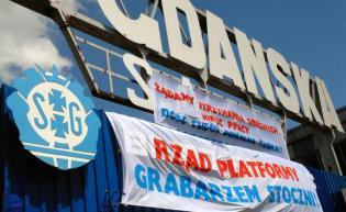 W połowie stycznia br. minister skarbu Aleksander Grad poinformował, że KE ma uwagi do programu restrukturyzacji stoczni Gdańsk.