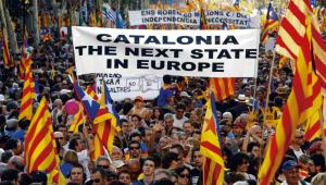 Czy jeśli Katalonia ogłosi niepodległość i faktycznie stanie się kolejnym państwem w Europie, to czy FC Barcelona wyleci z hiszpańskiej ligi? Wątpliwości jest dużo więcej