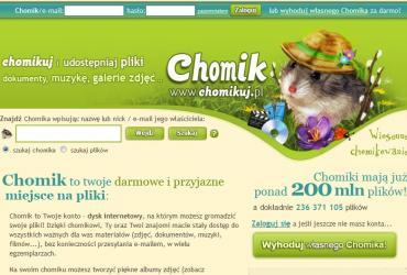 Serwis Chomikuj.pl