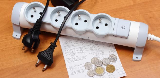 opłata za prąd rachunek