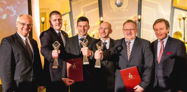 Laureaci nagród Polish Business Awards 2016