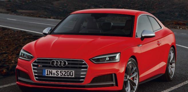 Audi A5 i S5 fot. Materiały prasowe