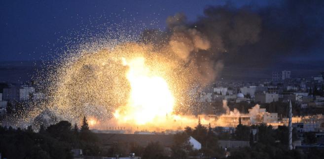 Nalot na Syrię