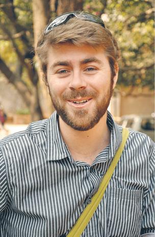 Liam Wyatt, koordynator Wikimedia dla Europeany, czyli biblioteki cyfrowej europejskiego dziedzictwa kulturowego oraz twórca programu GLAM (Gallery, Library, Archive and Museum), czyli współpracy Wikimedii z muzeami, galeriami i bibliotekami