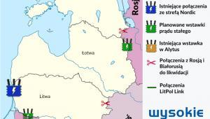 Sieci bałtyckie - synchronizacja, źródło: Wysokie Napięcie