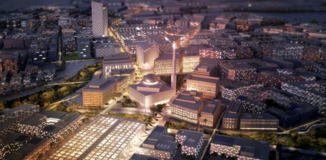 Nowe miasto Dukm