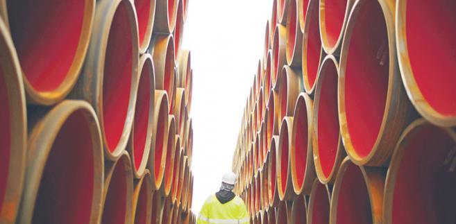 Gazprom przyznaje wostatnim raporcie kwartalnym, że wprowadzenie sankcji przez USA może storpedować Nord Stream 2 fot. Axel Schmidt.Materiały prasowe