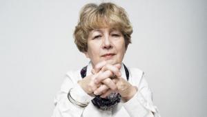 dr Grażyna Majkowska językoznawczyni, Uniwersytet Warszawski fot. Darek Golik