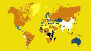 Bogactwo narodów na świecie - komponenty wzrostu, źródło: Bank Światowy