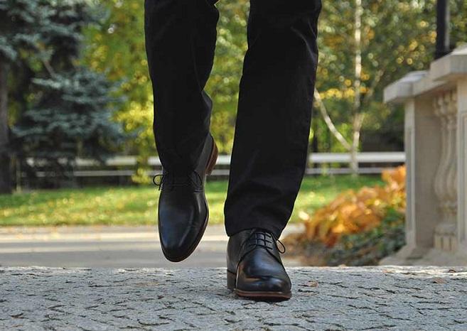 Buty podwyższające Trydent