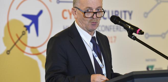 Wiceminister Infrastruktury i Budownictwa Marek Chodkiewicz