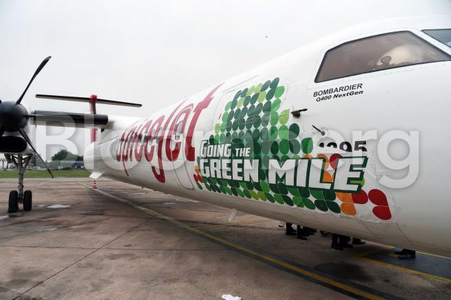 Bombardier Q400 w liniach SpiceJet Ltd.