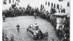 Plebiscyt na Śląsku, marzec 1921 r. fot. NAC