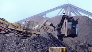 węgiel, kopalnia