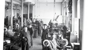 Już 11 stycznia 1919 r. Naczelnik Państwa Józef Piłsudski wydał dekret o obowiązkowym ubezpieczeniu pracowników fot. NAC