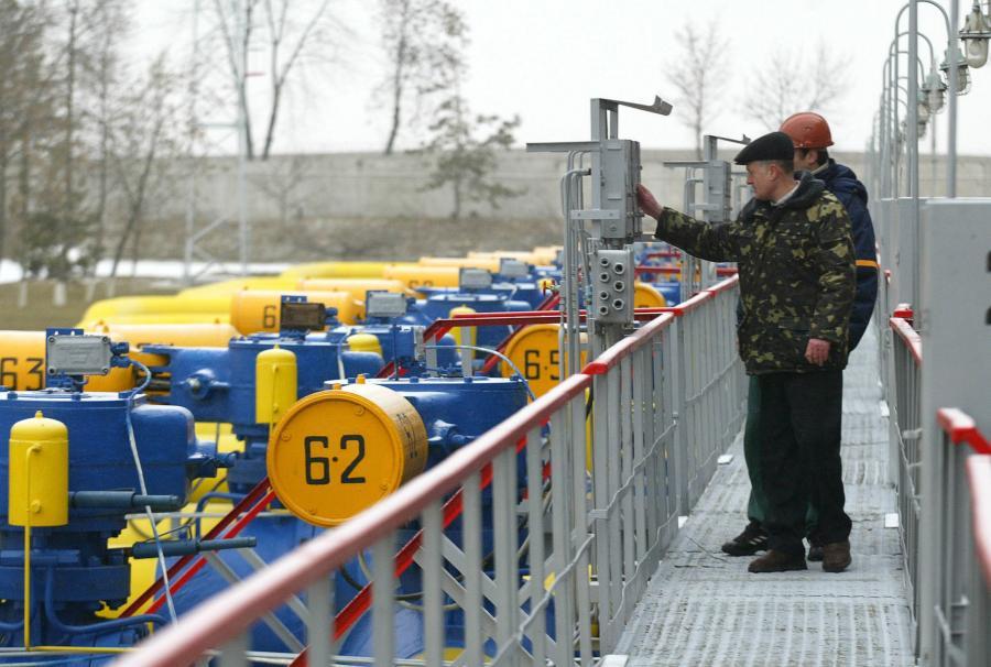 Zamiast RosUkrEnergo - inna spółka lub Gazprom. fot. Bloomberg