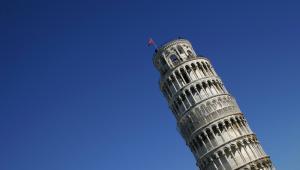 Krzywa wieża w Pizie. Fot. Shutterstock
