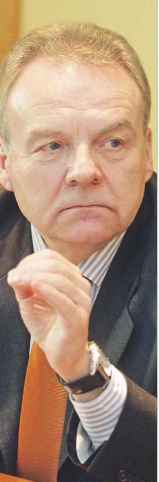 Andrzej Malinowski, prezydent Konfederacji Pracodawców Polskich