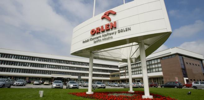 Orlen, fot. John Guillemin/Bloomberg