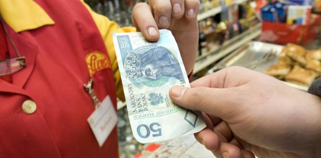 Czy w najbliższą niedzielę sklepy będą otwarte? fot. John Guillemin/Bloomberg