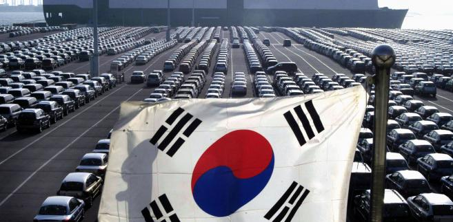 Flaga Korei Południowej, fot. Seokyong Lee/Bloomberg News
