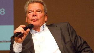Joachim Gauck, prezydent Niemiec, fot. Tohma, Wikimedia Commons licencja Creative Commons (CC BY-SA 3.0)