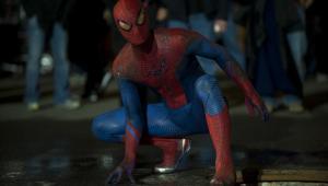 Andrew Garfield jako Niesamowity Spider-Man